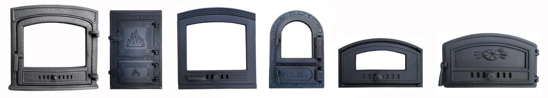 Дверки для каминов и печей