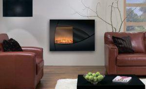 Электрический камин Dimplex Opti-myst с эффектом живого огня