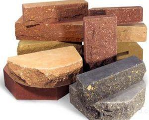 Кирпич для оформления камина