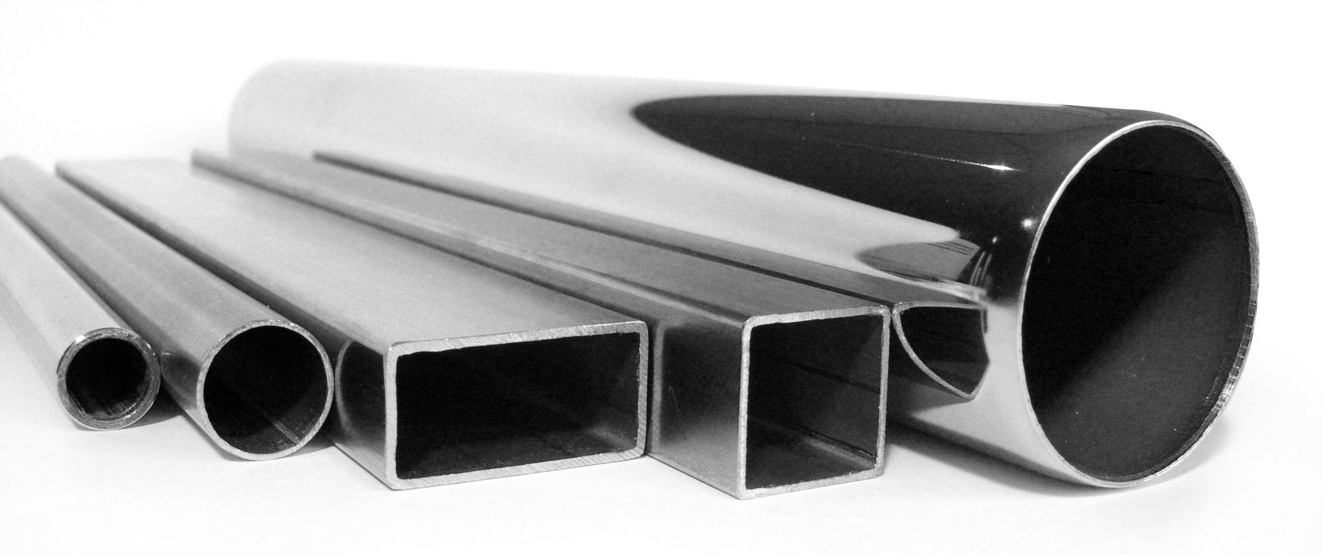 Квадратные и круглые трубы из нержавеющей стали