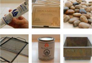Материалы для биокамина