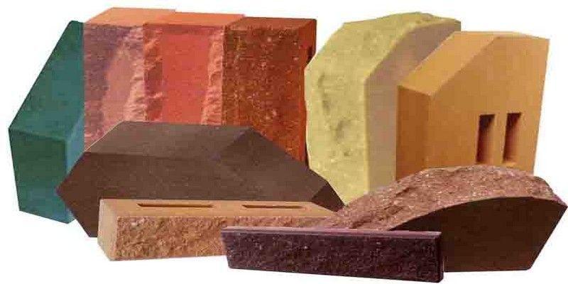 Углеродистый кирпич изготовлен из специальной породы графита