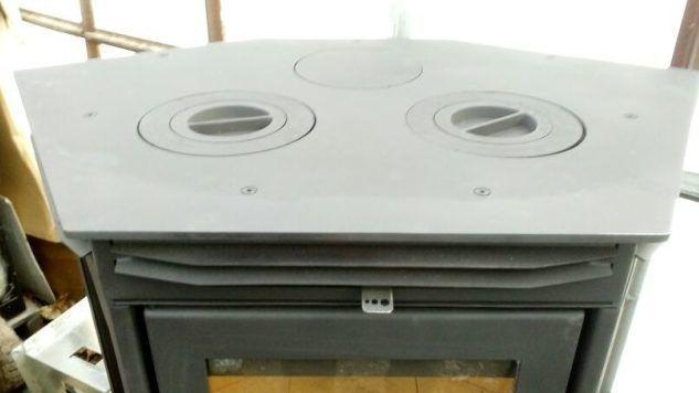 Варочные поверхности печь-камина