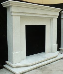 Готовый портал для камина