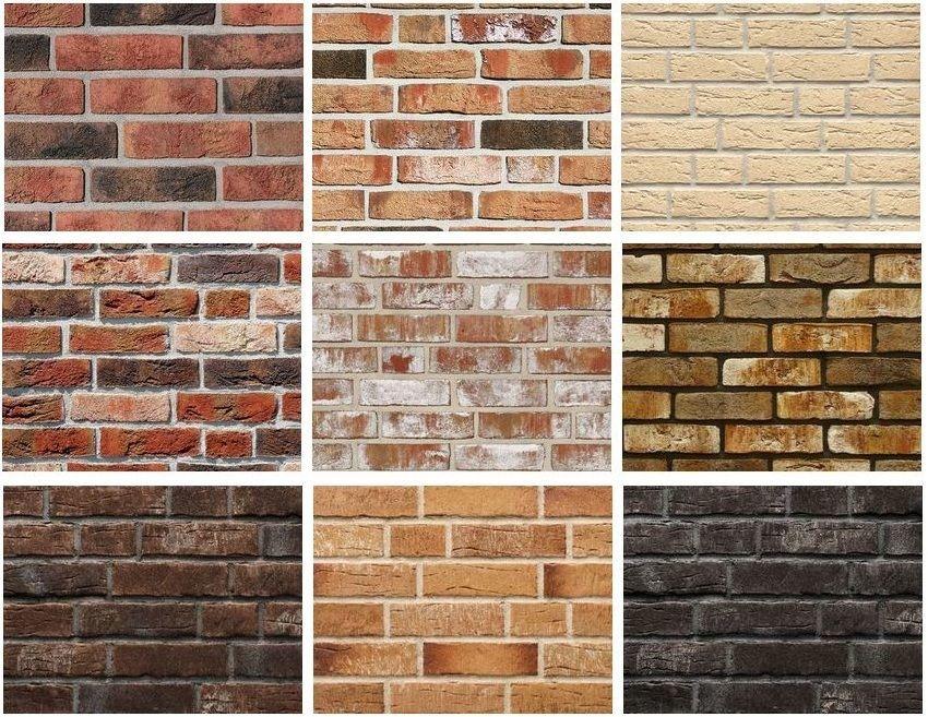 Примеры стилевых решений и дизайна клинкерной плитки
