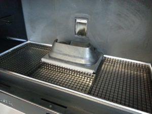 Пеллетная печь с водяным контуром