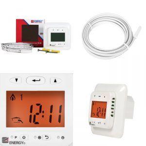 Электронный терморегулятор Energy TK 03 для теплых полов