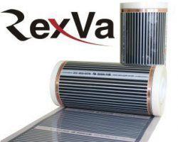 Инфракрасный пленочный теплый пол Rexva XT 310