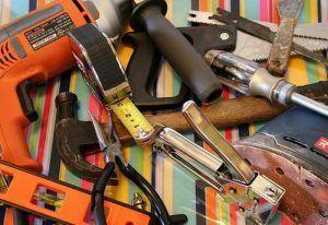 Набор инструментов для ремонта водяного теплого пола