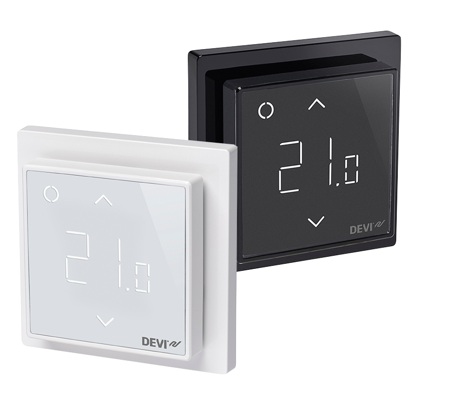 Новый терморегулятор Devireg Smart