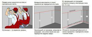 Правила монтажа демпферной ленты