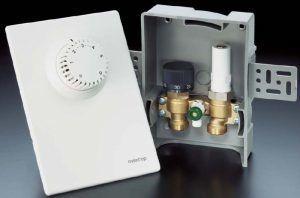 Регулятор для водяного теплого пола Unibox Rtl Oventrop