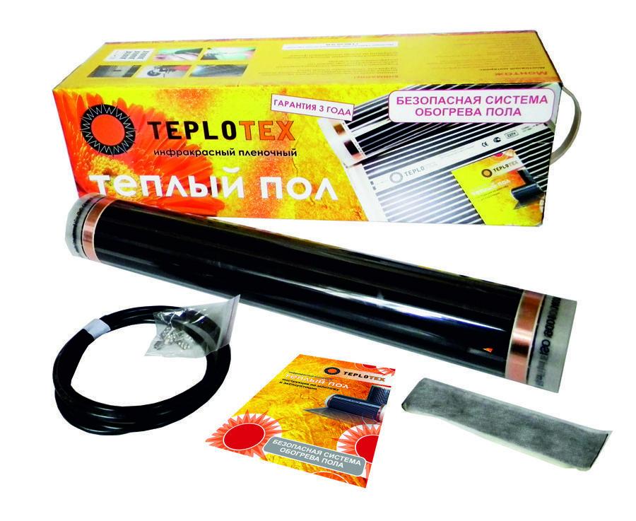 TeploTex инфракрасный пленочный теплый пол