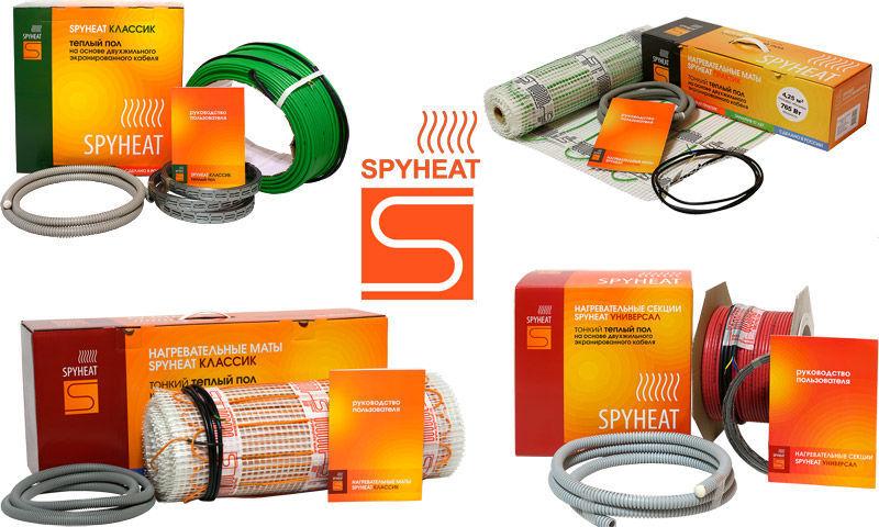 Теплые полы Spyheat