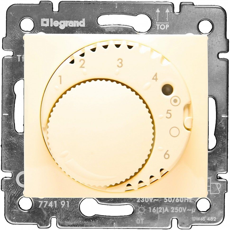 Терморегулятор для теплого пола Legrand