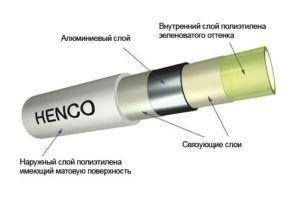 Трубы металлопластиковые HENCO хорошо послужат для вашего пола