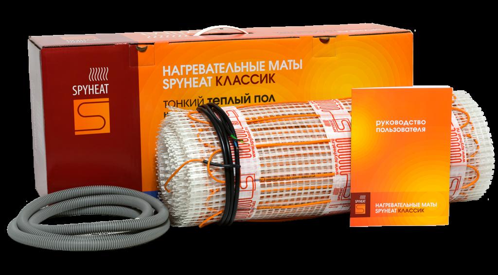 Тёплый пол «SpyHeat» - российский производитель тёплых полов