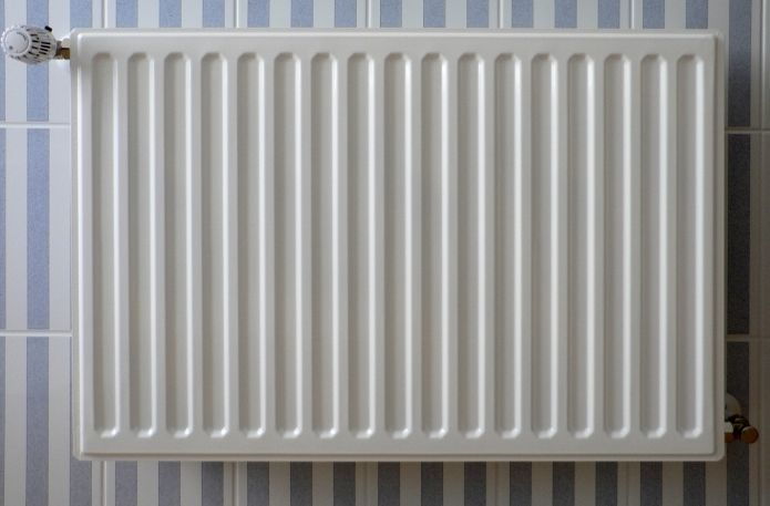 Пластичный радиатор отопления