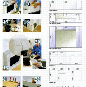 Схема постройки биокамина своими руками