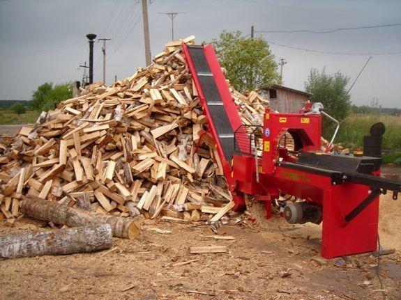 Заработок на дровах