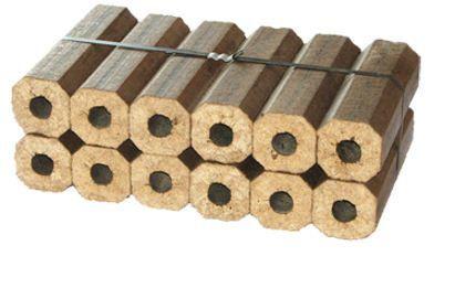 Характеристики брикетов для топки печей