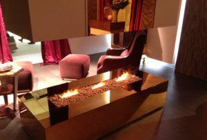 Dimplex Opti-Myst для неповторимого интерьера квартиры