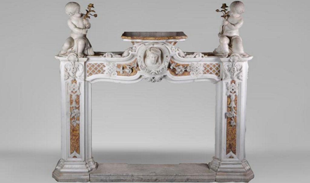 Копия портала камина 18 века