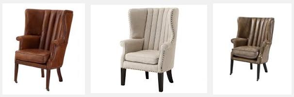 Кресло фирмы Chamberlane