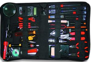 Набор инструментов для электропайки