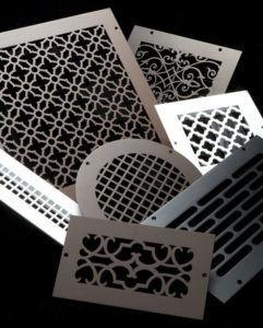 Решетки для камина вентиляционные