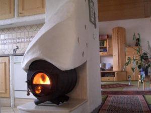 Современный дизайн печей