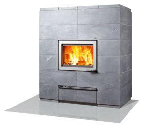 Теплоаккумулирующая печь-камин SONKA