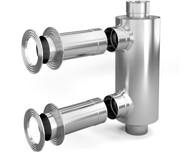 Теплообменник воздушный (конвектор)