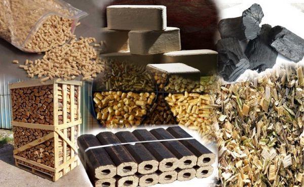 Соотношения качества горения брикетов и дров