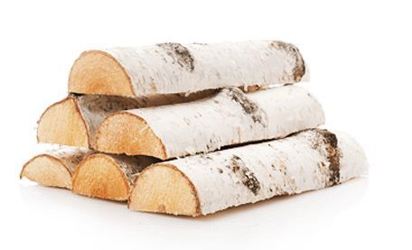 Чем березовая древесина хороша для бани, сауны и камина