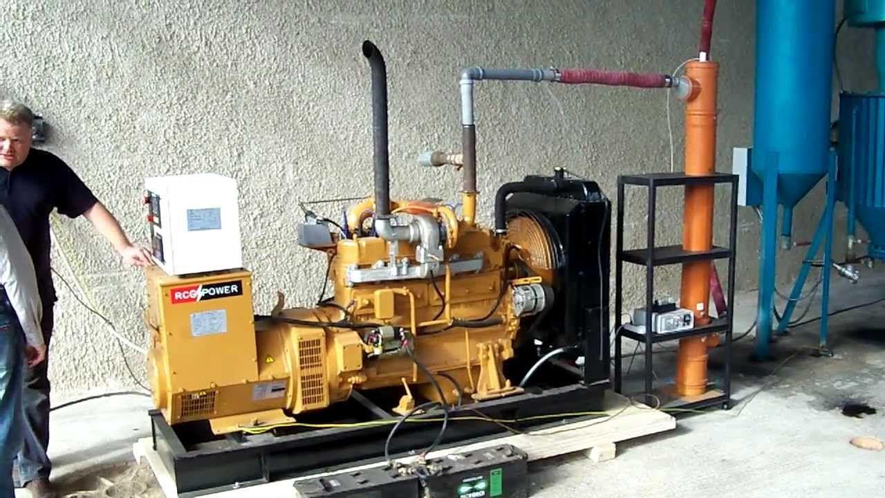 Устройство и назначение электрогенератора на дровах