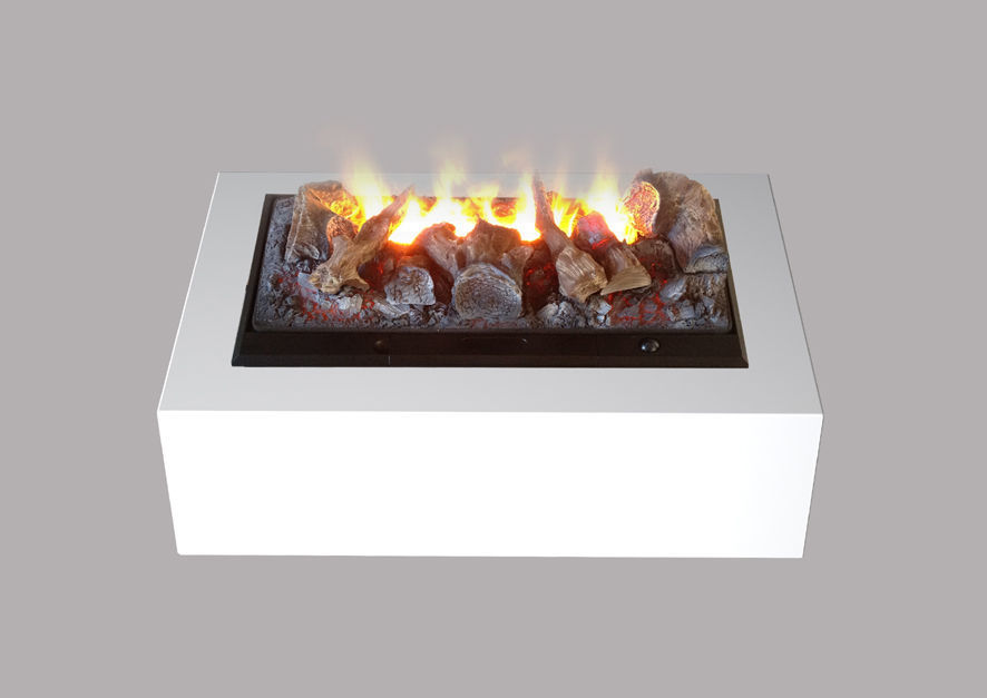 Уникальные камины с эффектом реалистичного пламени «Opti myst»