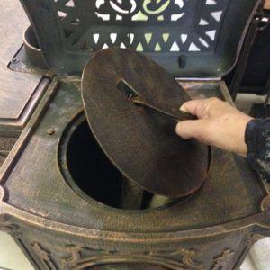 печь Амбра Евроком