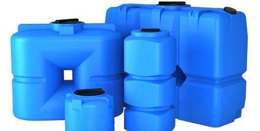 Емкости и баки пластиковые для топлива