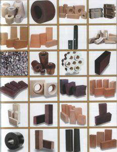 Многообразие огнеупорных конструкций и элементов