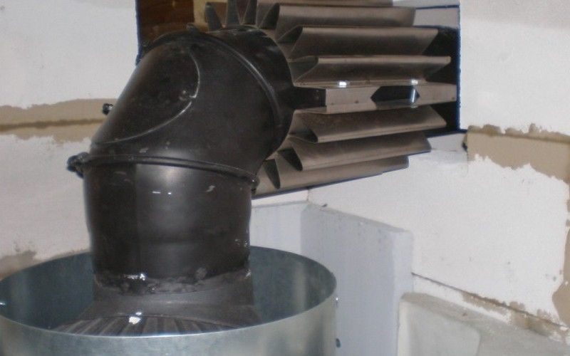 Труба-радиатор