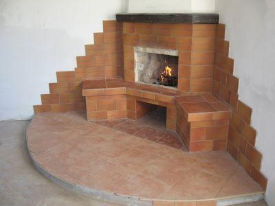 Угловой камин из гипсокартона своими руками (45 фото): размеры декоративного камина