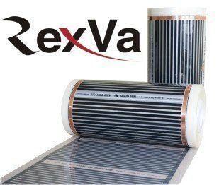 Преимущества теплого пленочного пола корейской марки Rexva