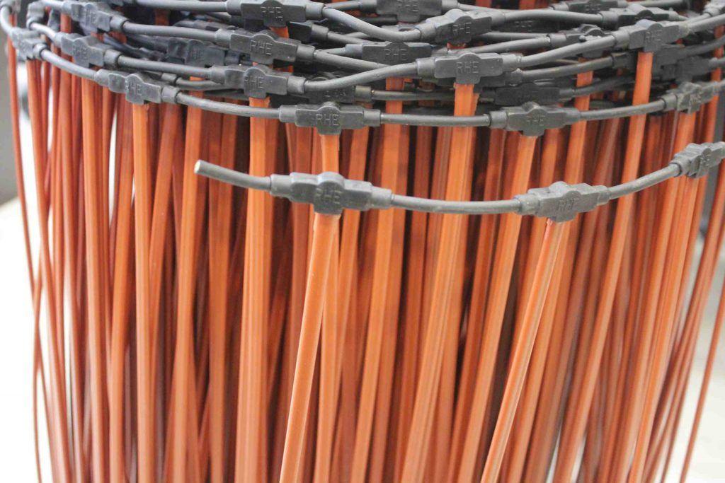 Карбоновый теплый пол стержневой из пленки или сплошной