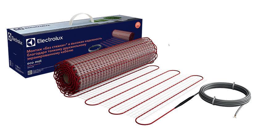 Мат нагревательный Electrolux ECO MAT