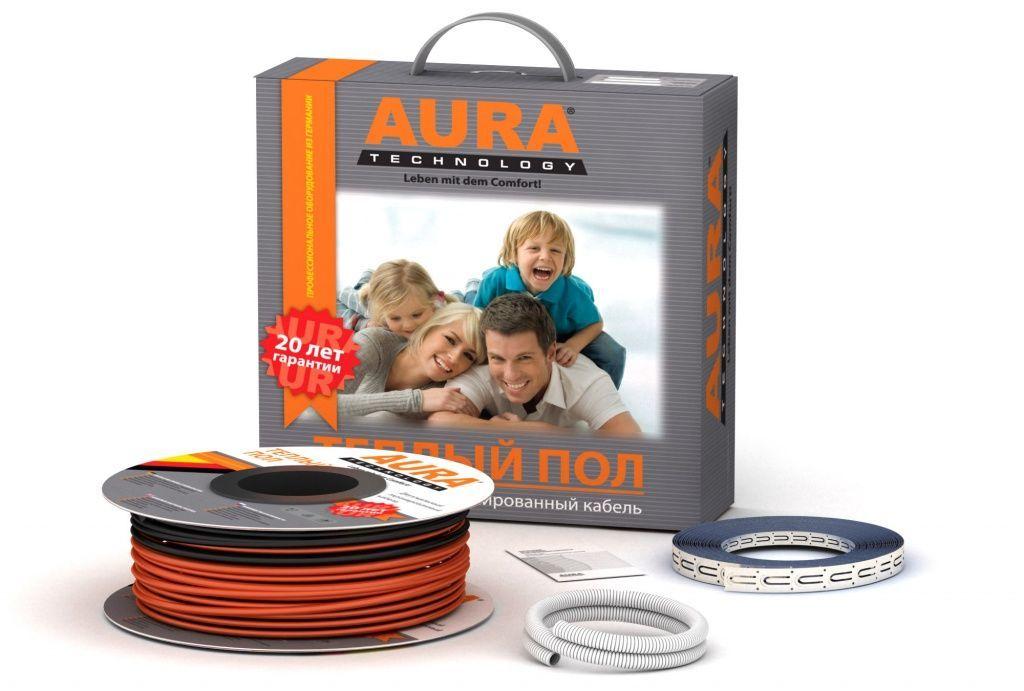 Нагревательный кабель Aura Universal