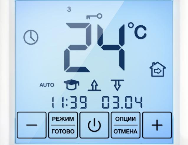 Сенсорный термостат
