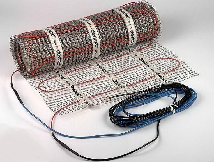 Теплый пол Devi DSVF-150 480