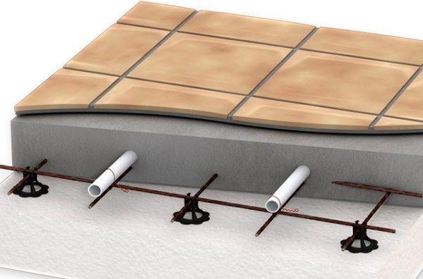 Как правильно уложить теплый пол в бетонном доме своими руками