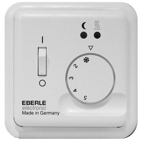 Терморегулятор Eberle FRe 525 22 с датчиком пола